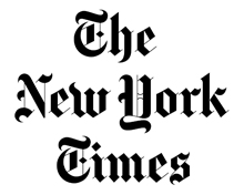 The New York Times is a featured illustration client