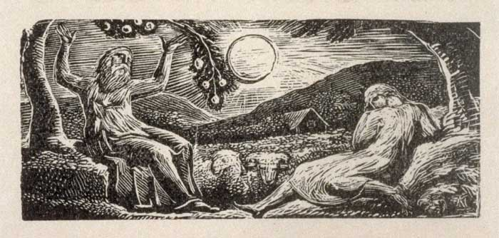 William Blake woodcut