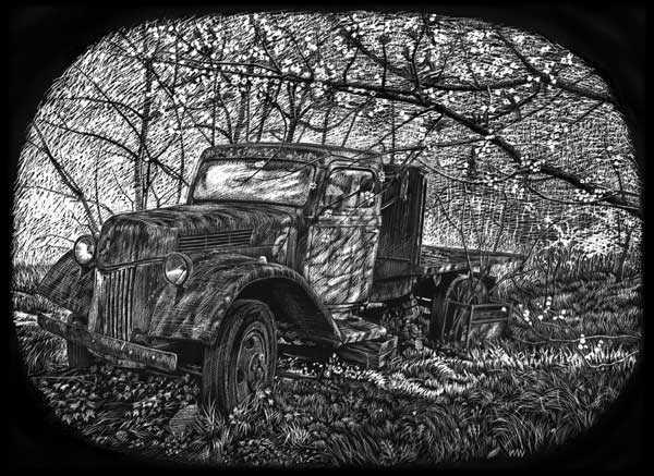 Final version of truck image